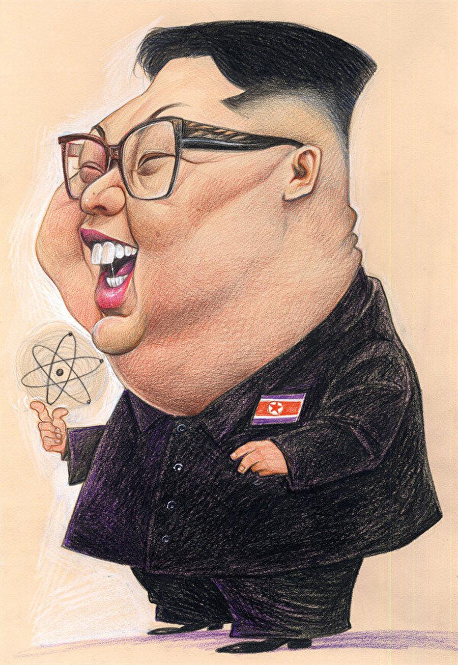 Genç yaşında bu kadar sık ölüm haberine konu olmaktan sıkılmış gözükmese de bu sefer durumun ciddiyeti rejimin kurucusu dede Kim'in doğum yıl dönümüne katılmayışından belliydi.