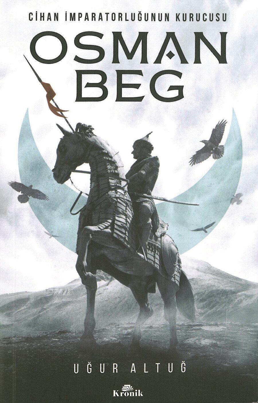 "Uğur Altuğ'un ""Osman Beg"" kitabı"