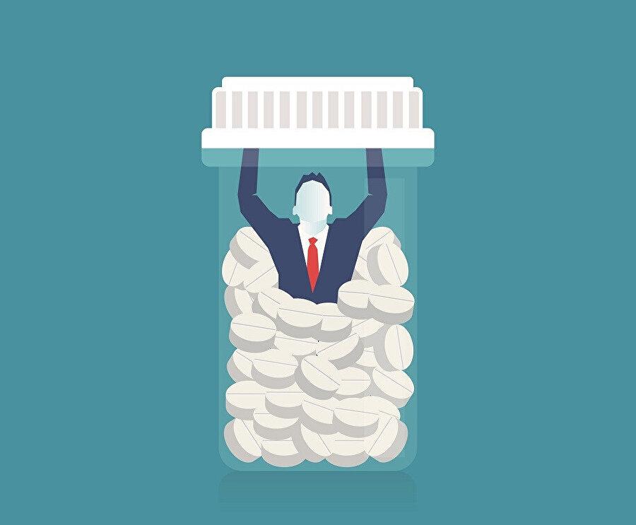 İlaç tedavi aracıysa ve size verilen şey tedavi etmiyorsa, o ilaç sayılır mı?