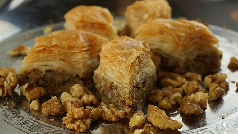 AB Komisyonu tarafından 8 Ağustos 2013 Tarihinde baklavanın Türk tatlısı olduğu tescil edilmiştir.