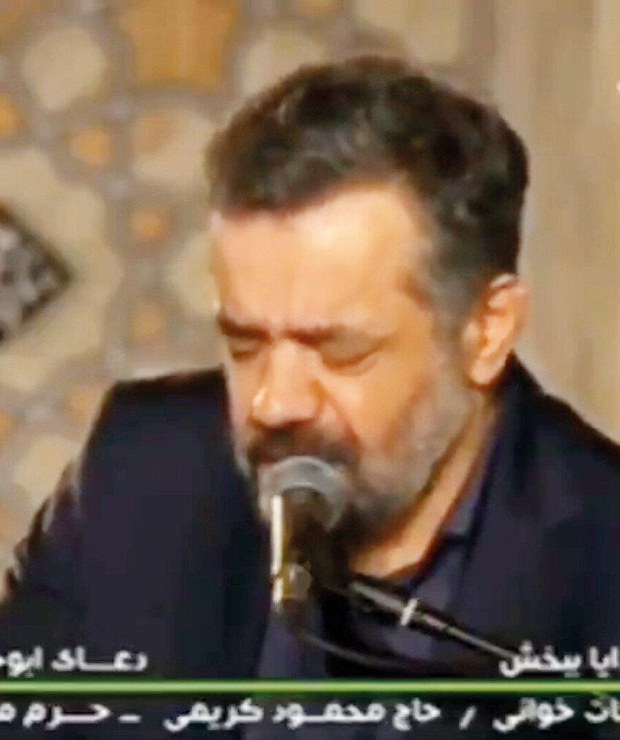 Mahmud Kerimi İran televizyonunda