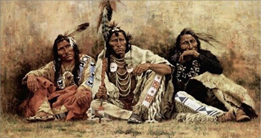 Milyonlarca Kızılderili, 'Beyaz Adam' tarafından hunharca katledildi.