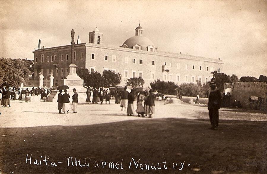 Stella Marris Manastırı, Hayfa.