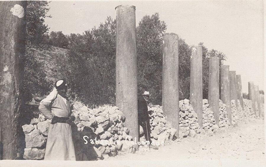 Samarya Harabeleri.
