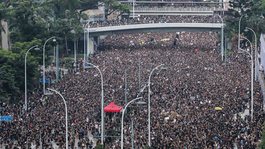 1 Temmuz 2003, Hong Kong