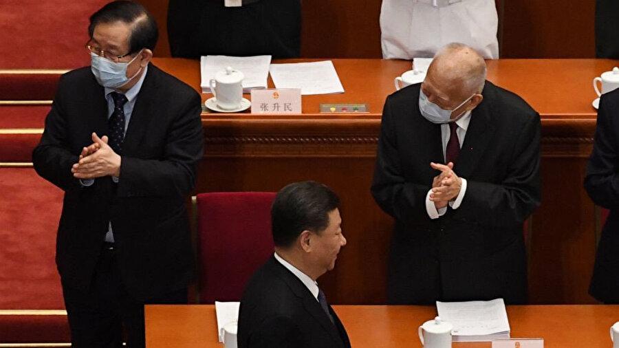 Çin'de yürürlüğe giren Ulusal Güvenlik Yasası'nın onaylanması bekleniyordu