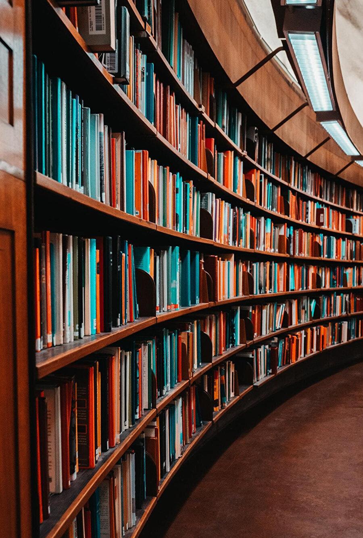 Eskiden kütüphane var mıydı?