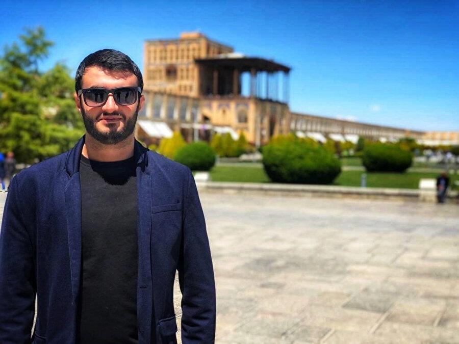 Ali Gapu Sarayı. 📸 Mehmet Akelma