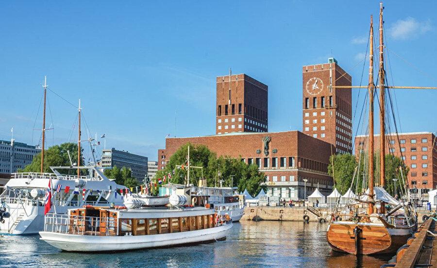 Oslo, Norveç'in başkenti ve en büyük şehridir.