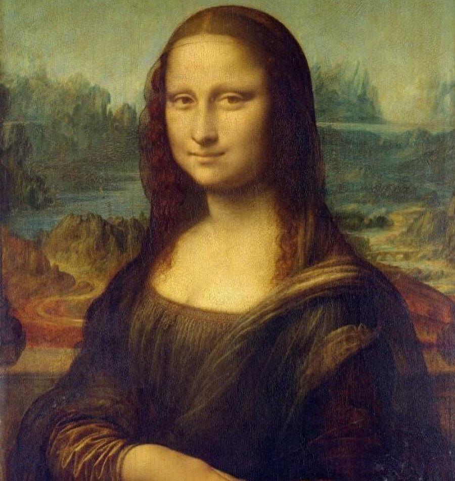 Leonardo da Vinci, Mona Lisa, 1503-06: Leonardo, Anghiari freski üzerinde çalışmaya başladığı sıralarda, Mona Lisa portresini yapmaya başlamıştı. Bugün hala devam eden asıl tartışma, eserin ne zaman yapıldığından çok modelin kim olduğudur.