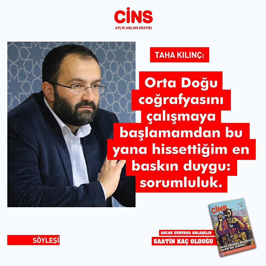 Sibel Kılıç gazeteci yazar Taha Kılınç'la Ketebe Yayınları'ndan çıkan son kitabı Gölgelerin Peşinde'yi konuştu.