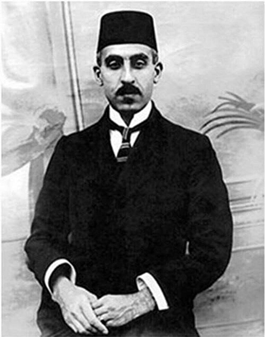 Musaddık, 1921'de Fars Eyaleti'nin valisiyken.