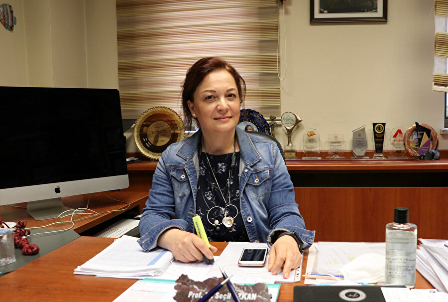 Bilim Kurulu üyesi Prof. Dr. Seçil Özkan