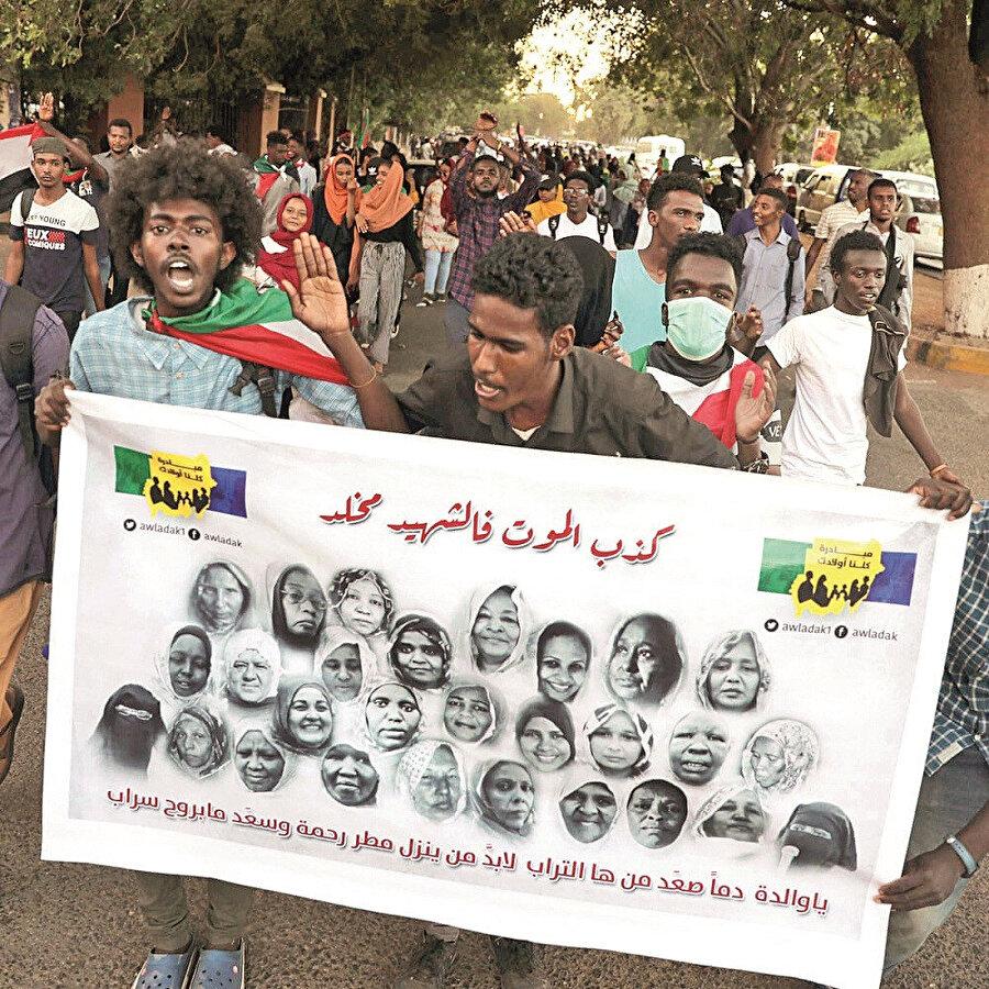 BAE destekli yönetime karşı protestolar devam ediyor