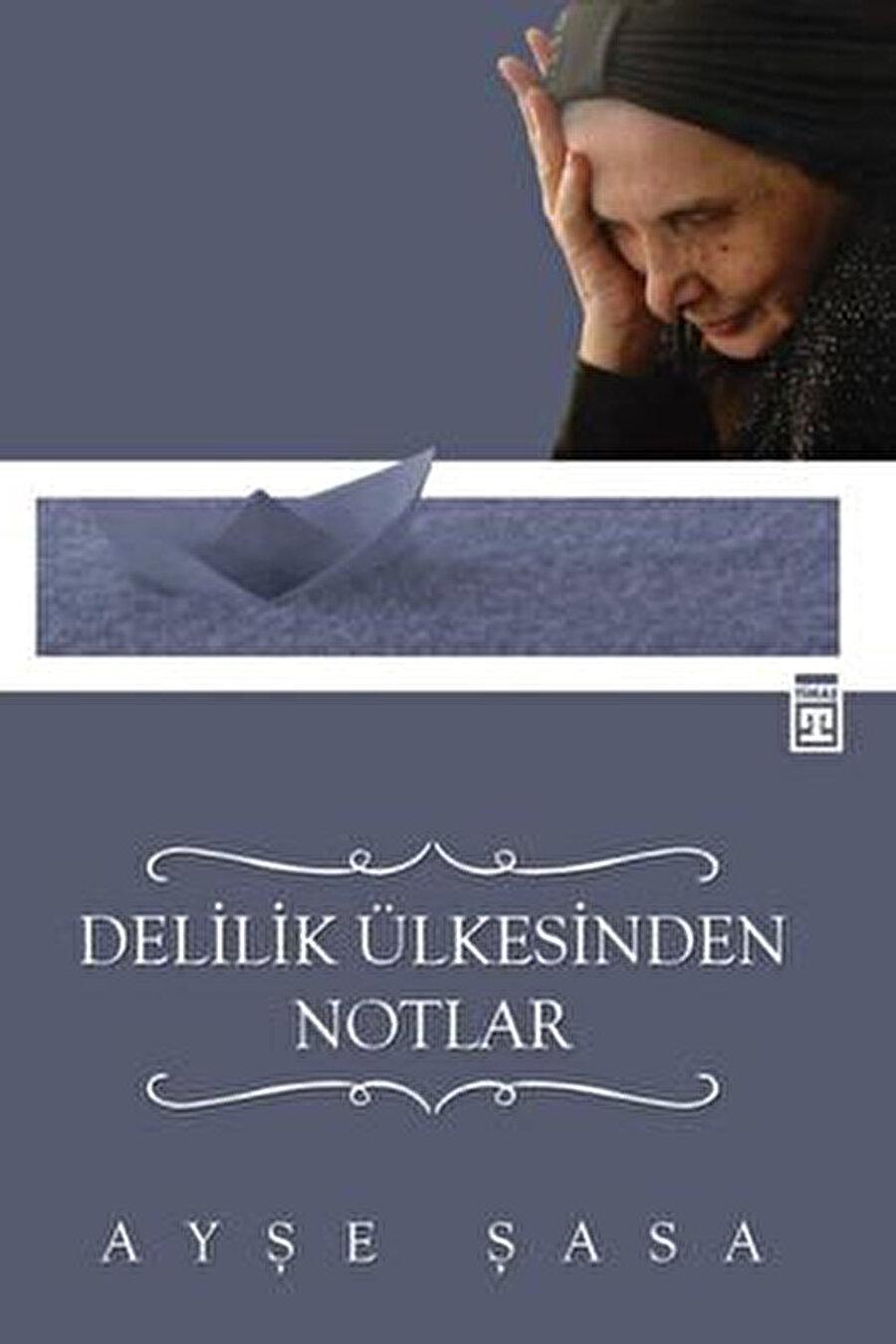 """Âkif Emre, Ayşe Şasa'nın Delilik Ülkesinden Notlar adlı seyir defteri için """"68 kuşağının bir başka öyküsüdür"""" diye başlar"""