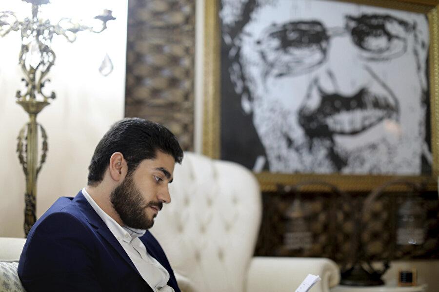 Mursi'nin en küçük oğlu Abdullah Mursi. Abdullah, babasından 80 gün sonra, 4 Eylül 2019'da vefat etti.