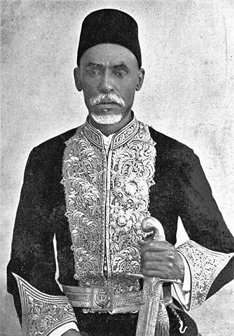 Zübeyir Rahma Mansur Paşa.