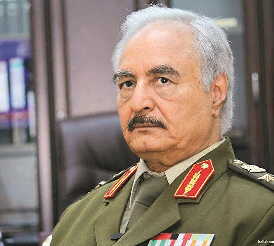 Libya'da yeni bir Kaddafi olma hayalleri kuran Hafter