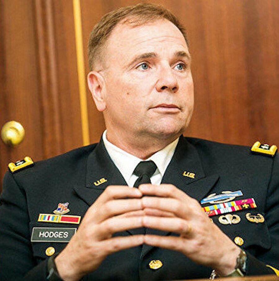 ABD'nin eski Avrupa Komutanı Ben Hodges