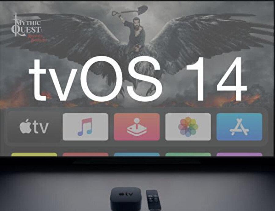 tvOS 14 tarafında en önemli gelişme egzersiz uygulaması.