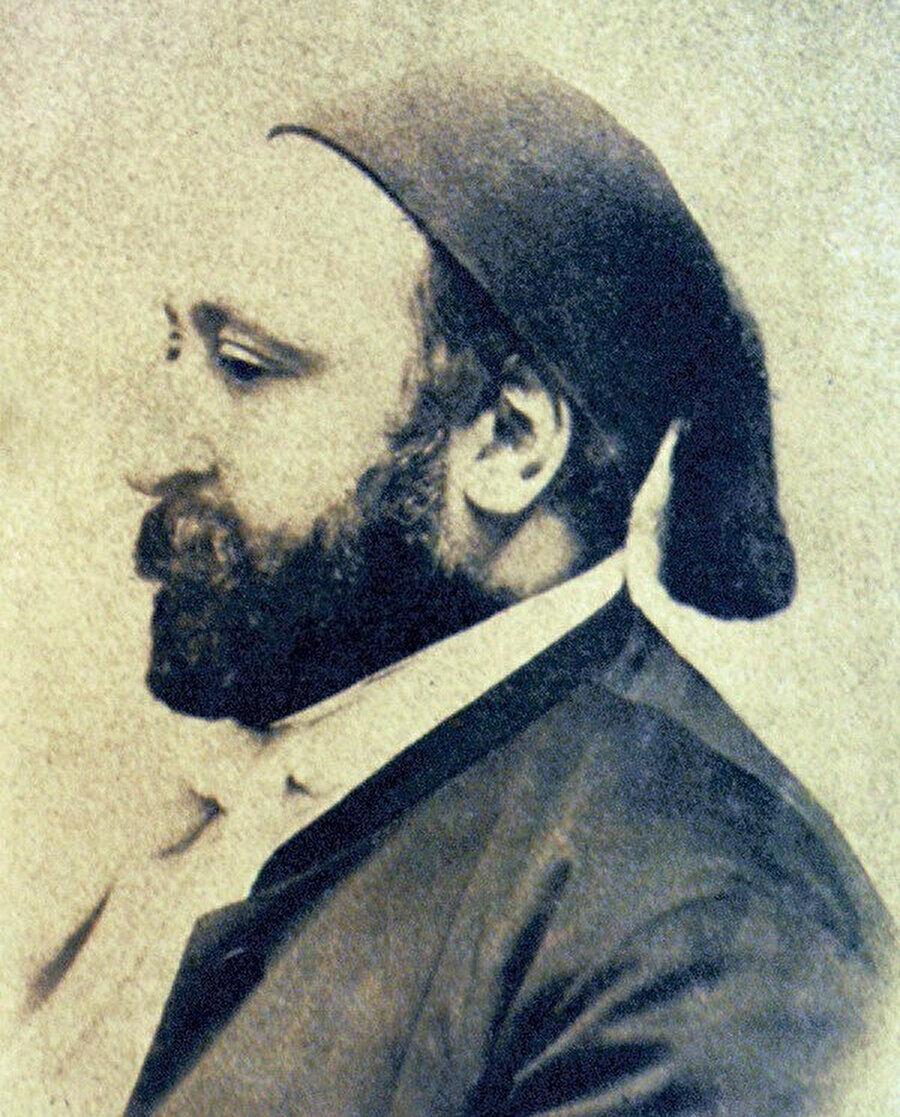 Ahmed Vefik Paşa.