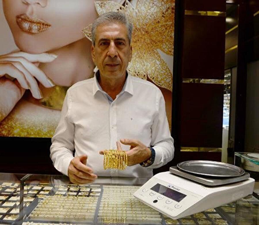 Suriye altını yoğun talep görüyor -DHA