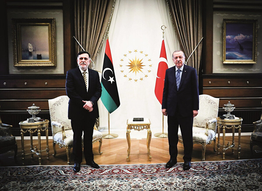 Serrac ve Erdoğan