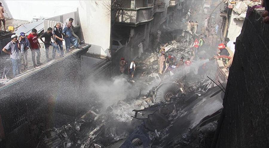 Uçak kazasında 98 kişi hayatını kaybetmişti
