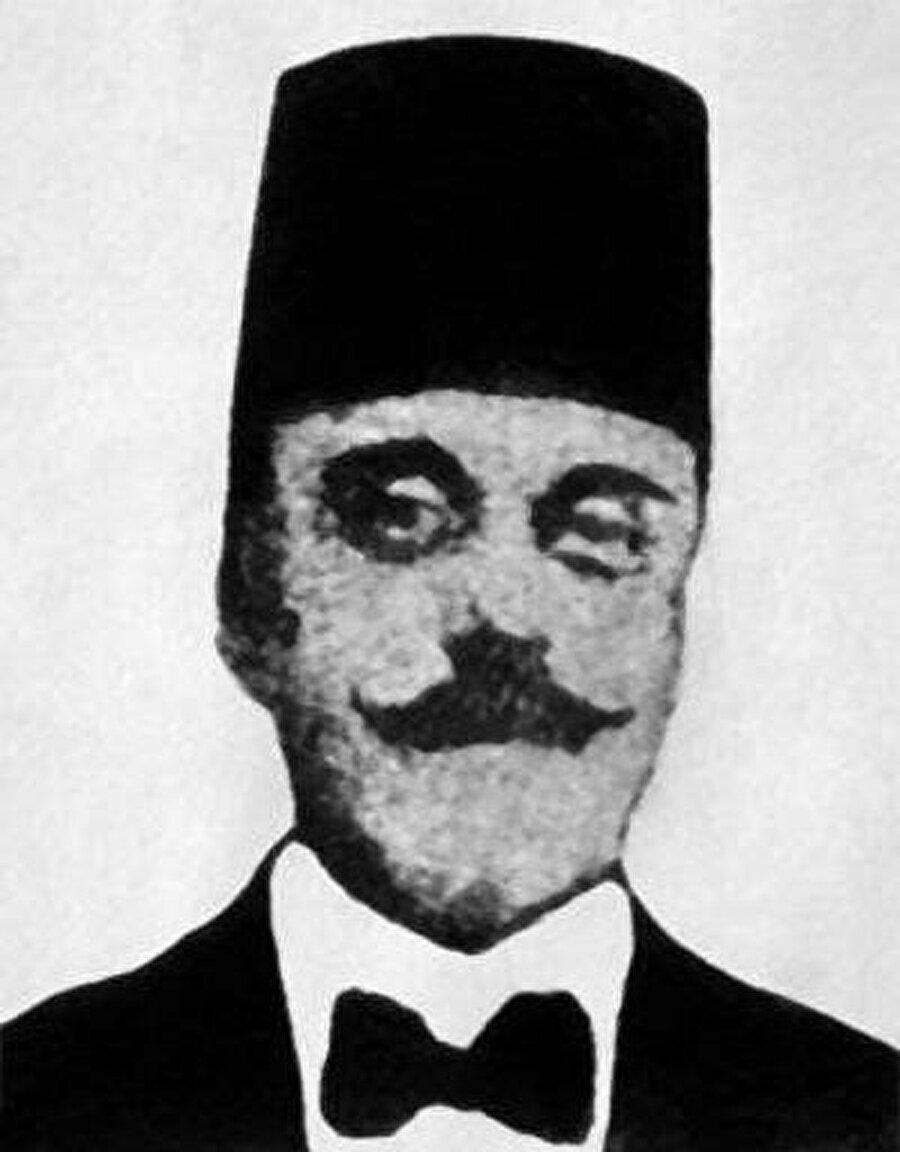 Muhammed Ferîd Vecdî.