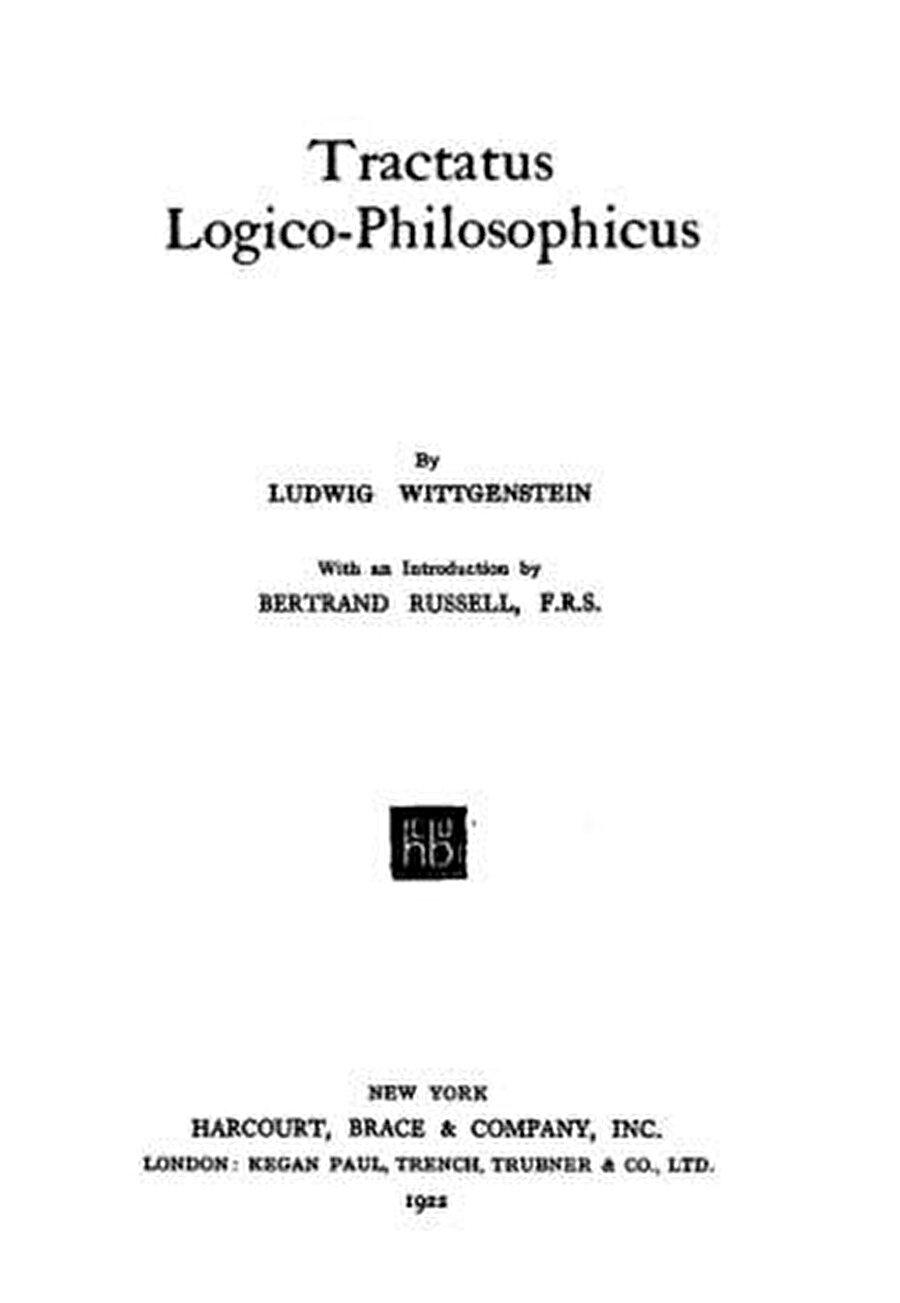 Tractatus'un birilerince felsefe kitabı olarak değil, şiir olarak algılandığı bile olmuş.