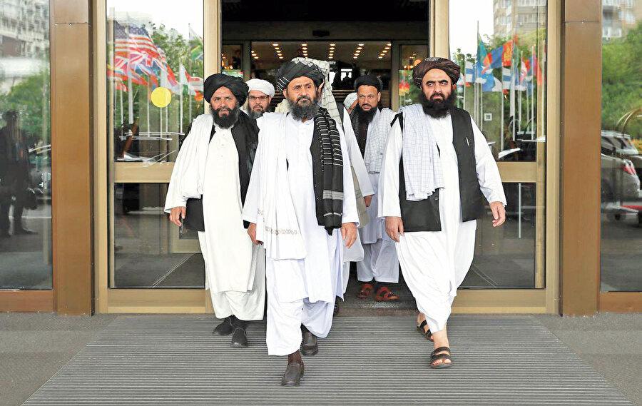 Taliban Heyeti