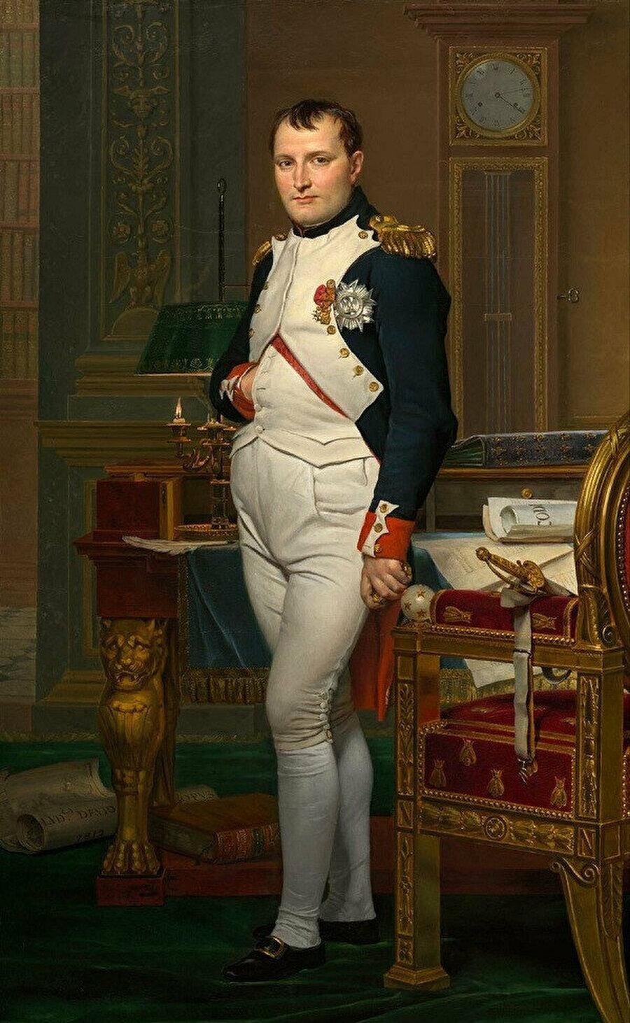1798'de Mısır'a sefer başlatan Napolyon Bonapart 1799'da Akka'da ağır bir yenilgiye uğradı.