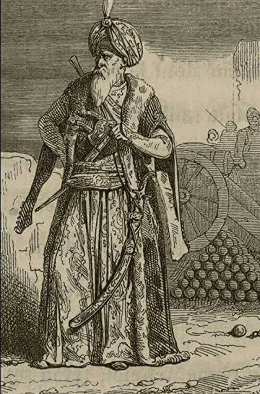 Mısır seraskerliği konumuna atanan Cezzar Ahmed Paşa, Mısır'da Fransızlara karşı önleyici tedbirler aldı.