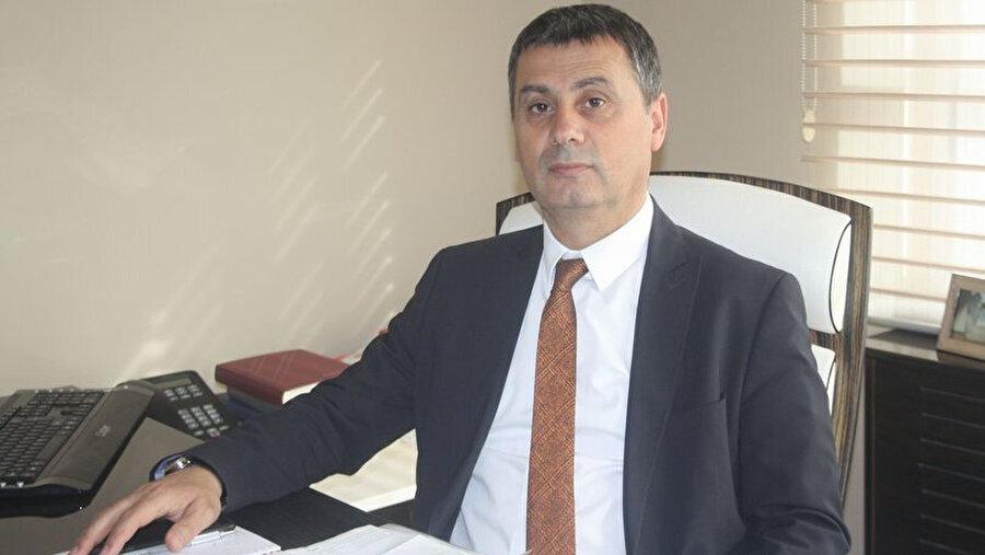 Gölbaşı Belediye Başkanı Ramazan Şimşek