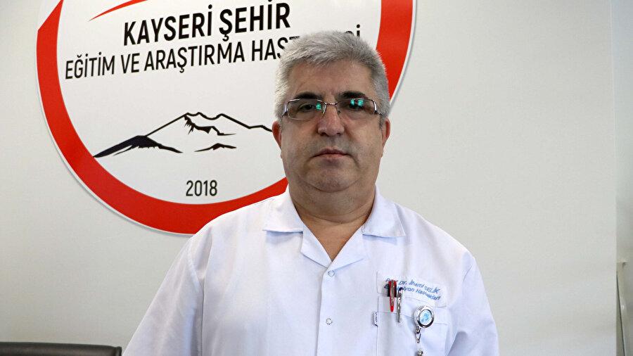 Prof. Dr. İlhami Çelik