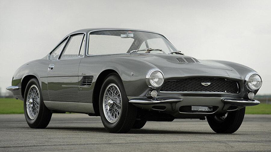 Aston Martin DB4 GT, 1961.