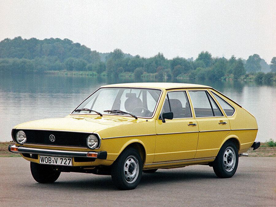 VW Passat, 1971.