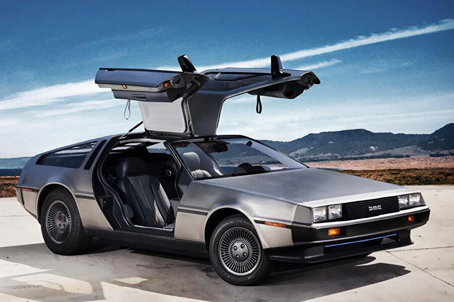 DMC DeLorean, 1981.