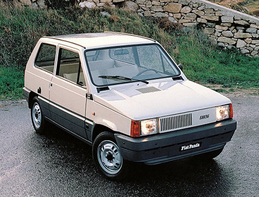 Fiat Panda, 1980.