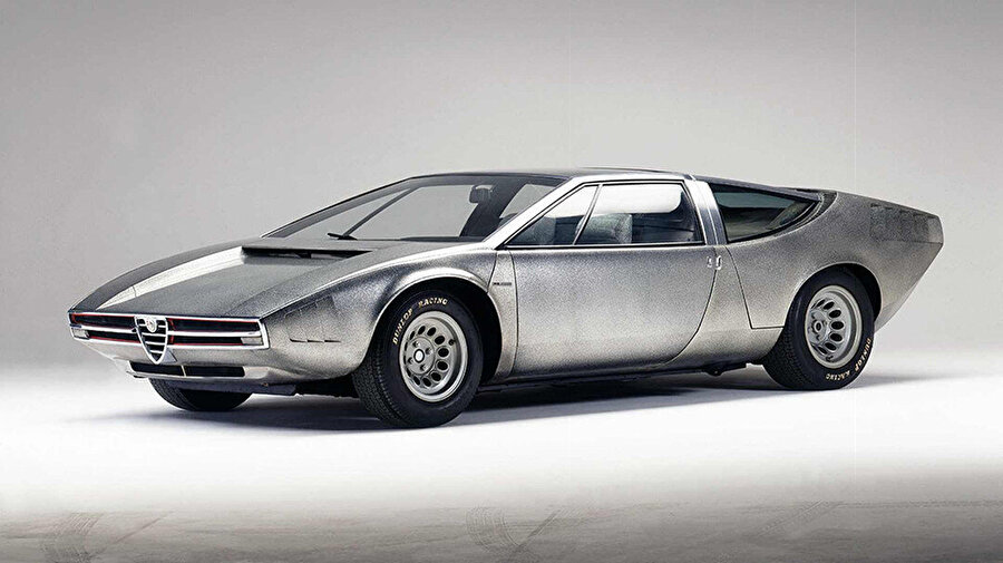 Alfa Romeo Iguana, 1969.