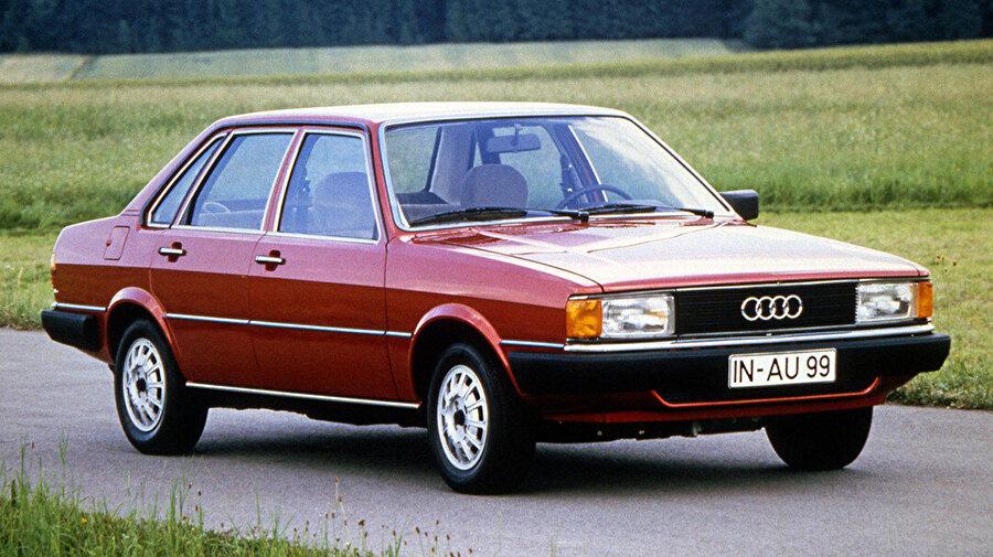 Audi 80, 1978.