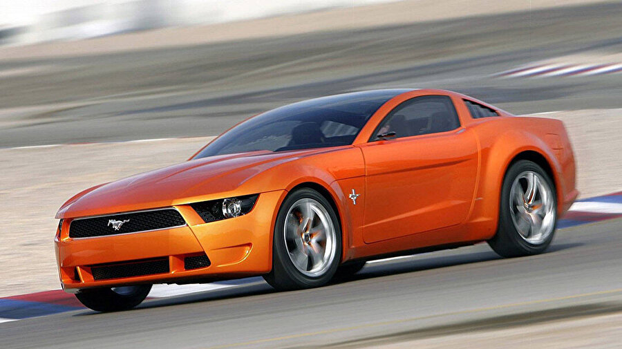 Ford Mustang, 2006.