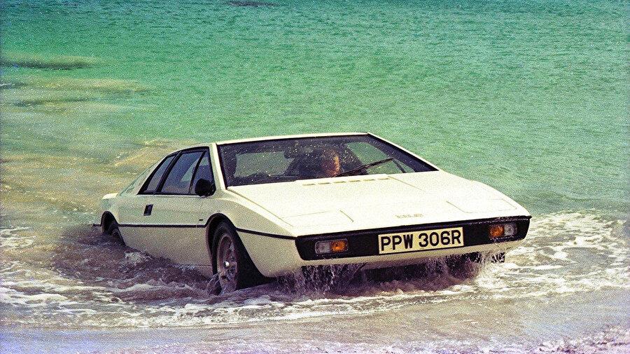 Lotus Esprit, 1976.