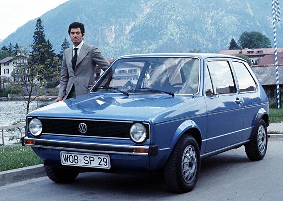 VW Golf, 1974.