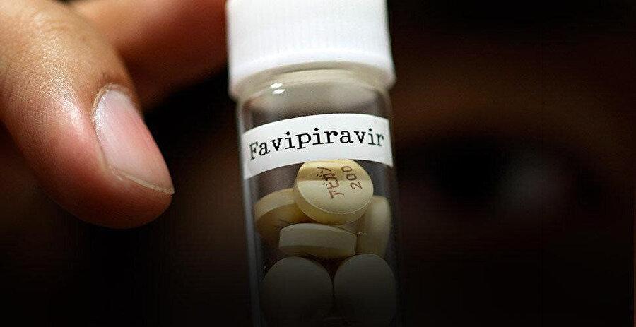 Koronavirüs tedavisinde kullanılan ilaç Favipiravir