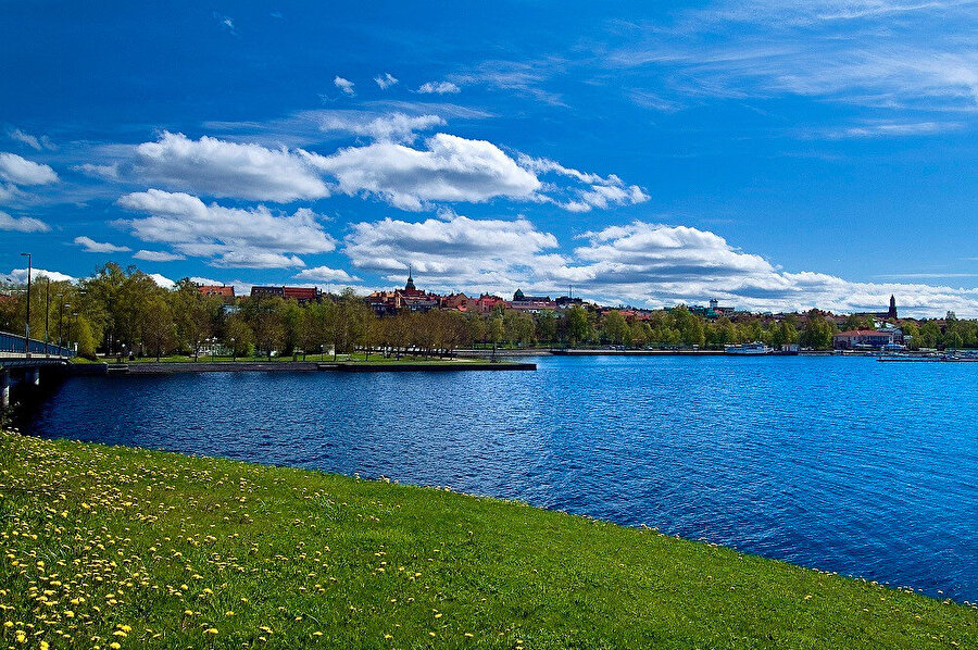 Östersund - İsveç