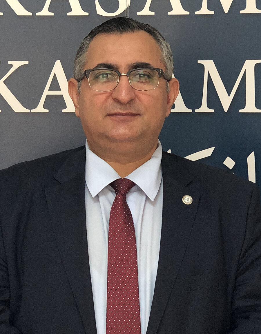ANKASAM Başkanı Prof. Dr. Mehmet Seyfettin Erol