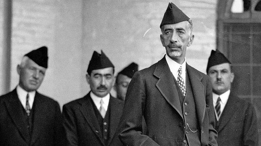 Irak Kralı Birinci Faysal (1883-1933).