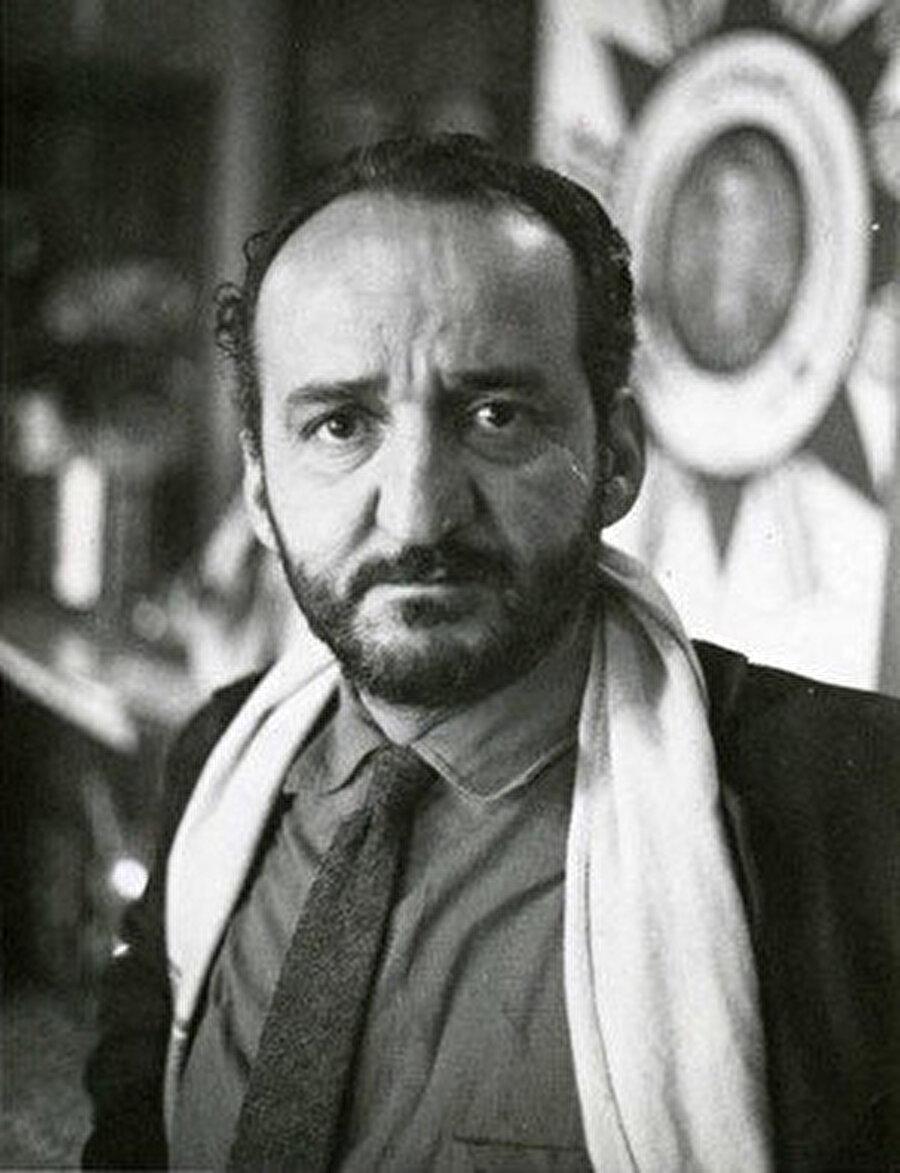 Heykeltıraş Cevat Salim.