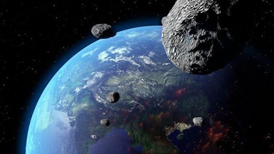 NASA asteroidler için uzay aracı göndermeyi düşünüyor